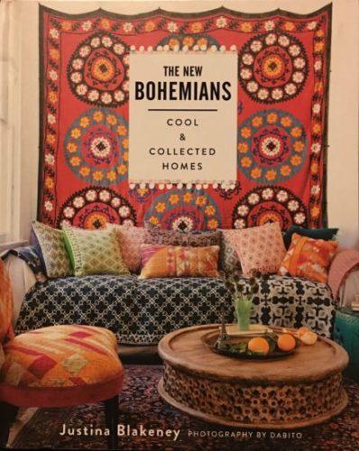 Bohemian Soul, livro de Justina Blakeney. No blog da Conexão Décor.