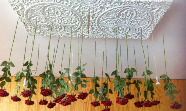 Candeeiro das Rosas