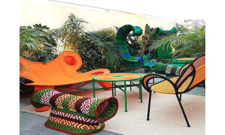 Wish list: poltronas M'Afrique by Moroso