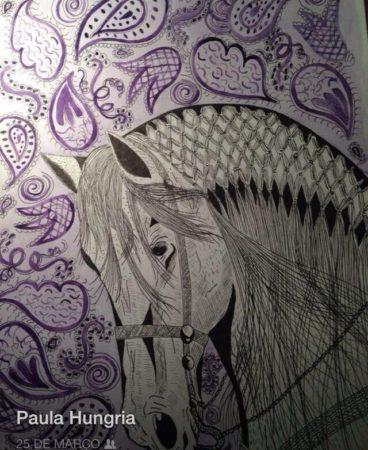 """""""Cavalos em Cashmere"""""""