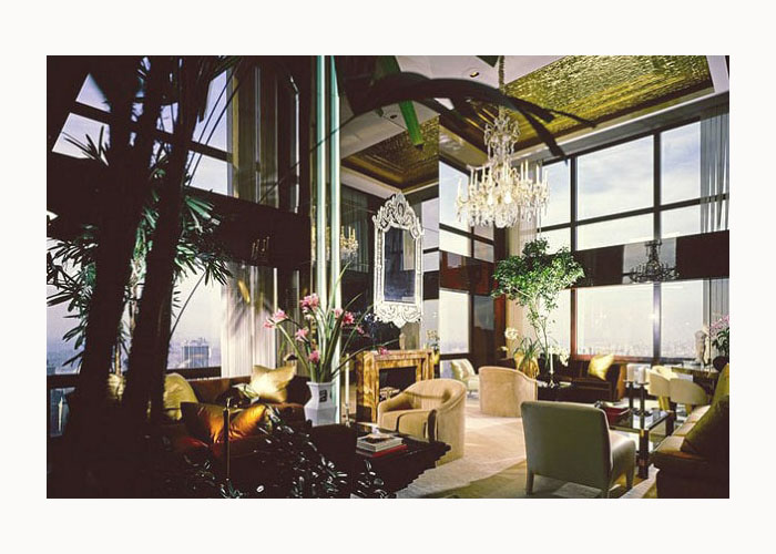 O apartamento de Trump – matéria publicada na CasaVogueBrasil