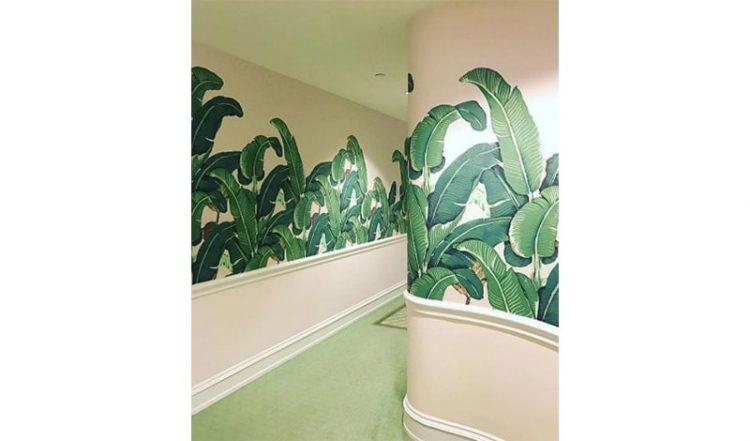 Achados da conex o papel de parede caribbean na leroy merlin - Papel de pared leroy merlin ...