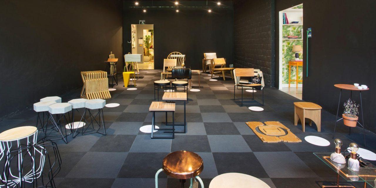 Exposição Novos Talentos Brasileiros Design e Arte.