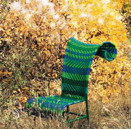 cadeira sunny verde
