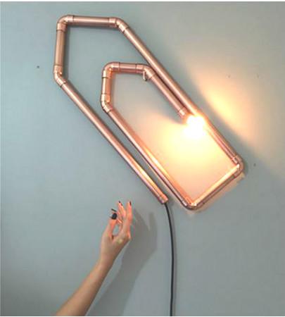 clips lamp por Tiago Curioni