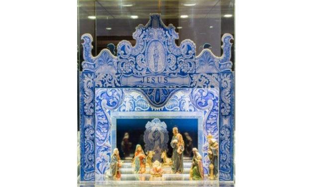 Sagrada Família no Museu de Arte Sacra de São Paulo