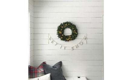 Natal minimalista existe?