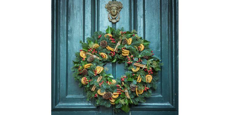 Guirlandas, o Natal batendo à sua porta