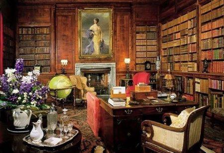inspiracao-bibliteca-downton-abbey-no-blog-conexao-decor