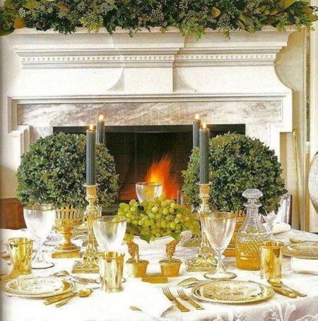 mesa-dourada-inspiracao-downton-abbey-no-blog-conexao-decor
