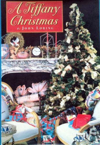 capa do livro A Tiffany Christmas