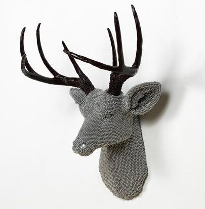 deer-wall by lego