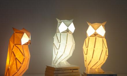 Achados de Portugal: Luminárias de bichos