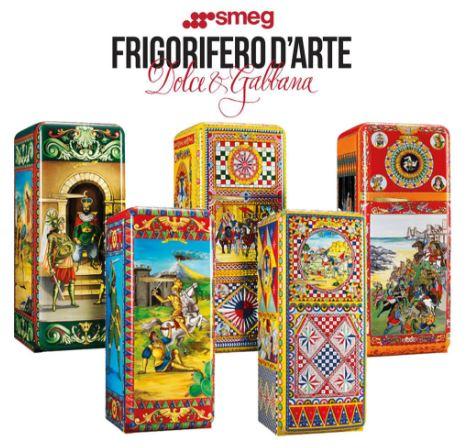 geladeiras Kitsch de Dolce&Gabbana