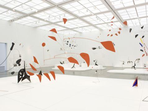 Instalação no Museu de Arte Contemporânea em Chicago Mobile