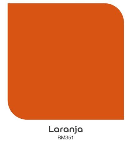 Tom de laranja , Laranja da Coral Tintas.