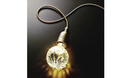 wish list: Crystal Bulb, de Lee Broom
