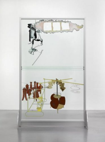 The Bride Stripped Bare by her Bachelors, de Marcel Duchamps, exposta no Tate Modern, em Londres Mobile