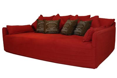 sofá colorido da Velha Bahia