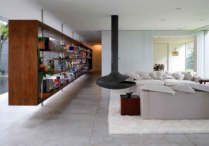 Projeto de Isay Weinfeld para Casa Sumaré