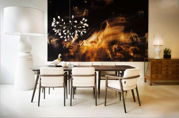 Mesa e cadeiras Zio para MOOOI