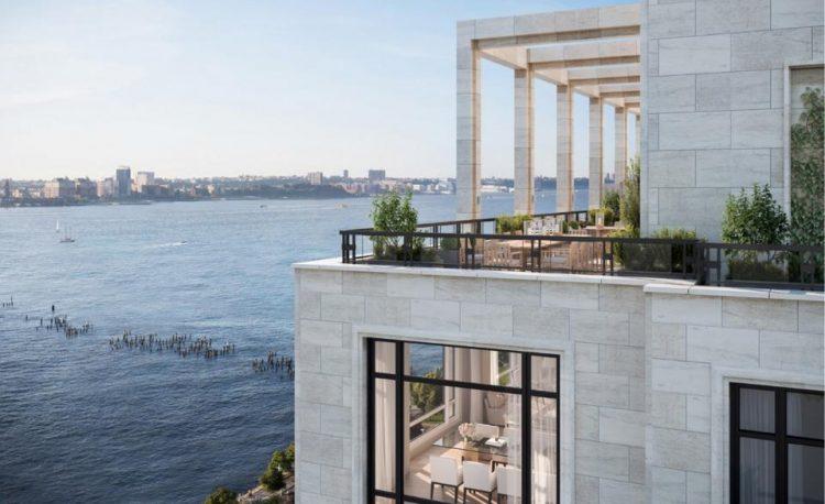 Apartamento de Gisele Bundchen em NY