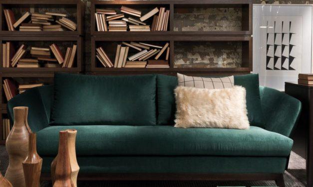 Sofá colorido, vamos nessa ?