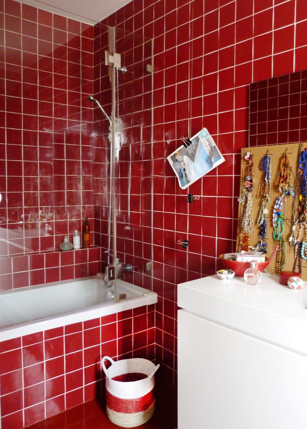 banheiro da Casa de Carnide