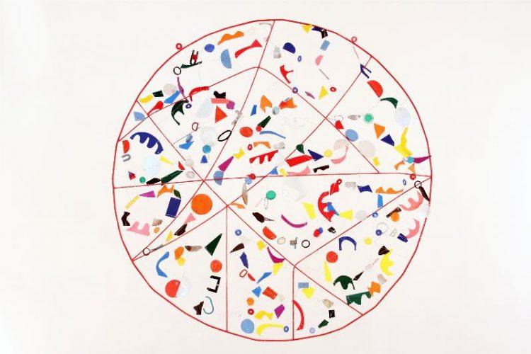 Mandala, de Calder mobile