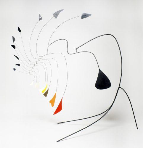 Pequena Teia de Aranha, de Alexander Calder mobile
