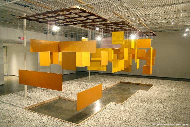 Como fazer uma escultura abstrata