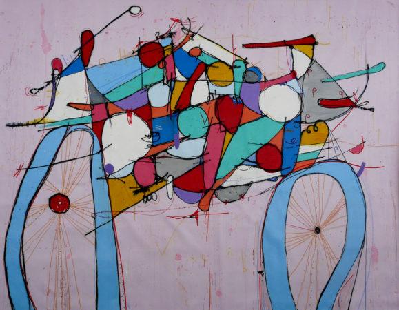 Velib, de Smael Vagner