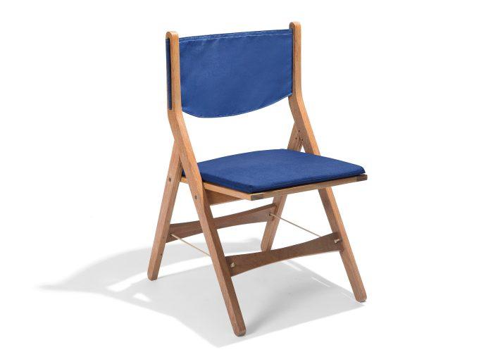 Cadeira Dobrável Trip sem Braços (Bruno Faucz)