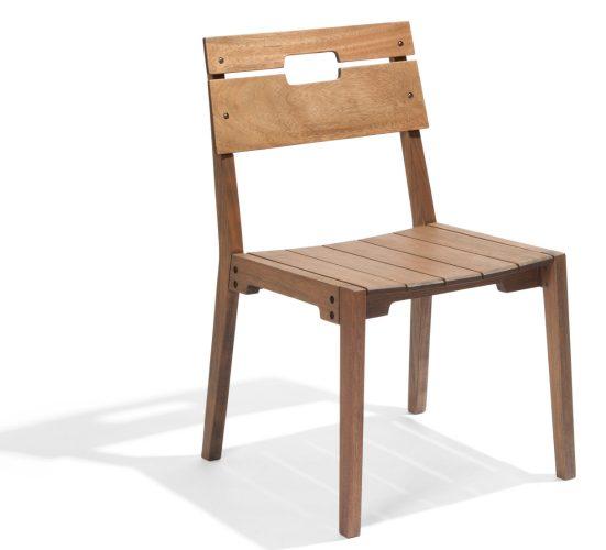 Cadeira Otero, do Escritório Losto para Butzke