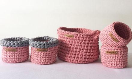 O design contemporâneo do crochê da Tramaria
