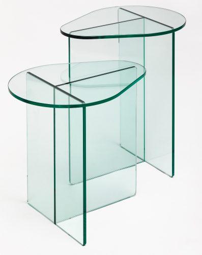 Mesas Gota de Zanini de Zanine espaços pequenos