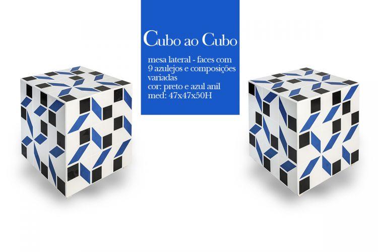 cubo de Antono Sampaio Doria