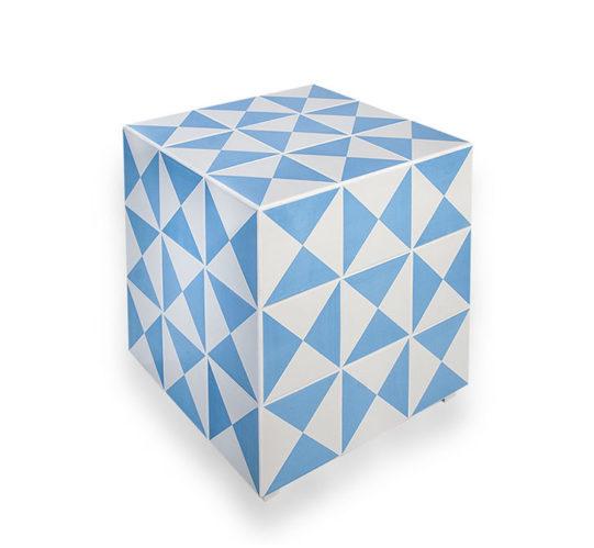 Cubo Ladrilho de Antonio Sampaio Doria