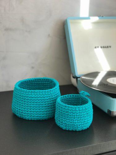 cestas azul claro tramaria conexao decor