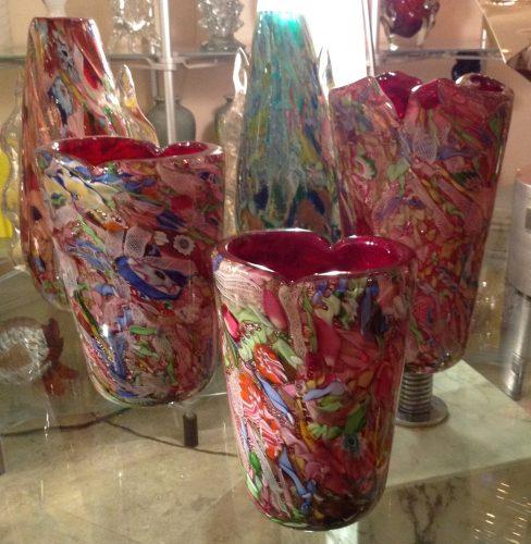 vasos de murano cassino atlantico