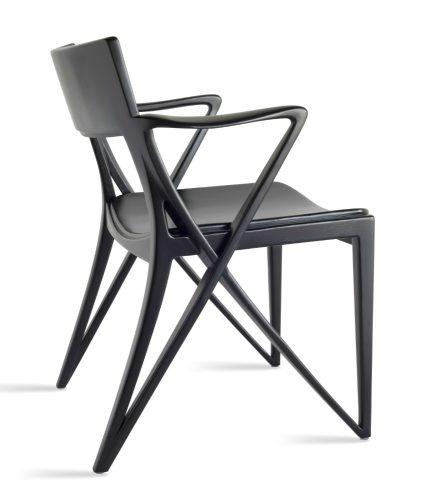 Cadeira Olívia assinada por Aristeu Pires no ARQUIVO CONTEMPORÂNEO