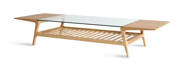 Mesa de centro DADA, de Gisele Simas da OPD, produzida pela Elon
