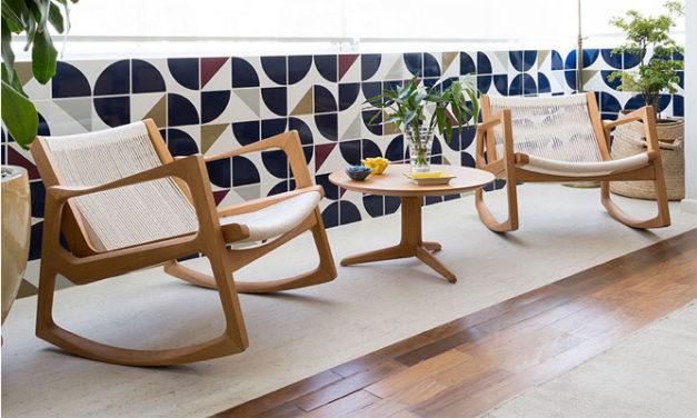 Cadeiras de balanço, hora de relaxar!