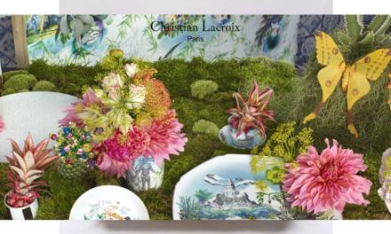 Wish list: nova coleção de Christian Lacroix Home