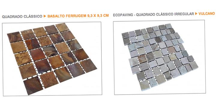 Basalto telado Stone Box Conexao Decor