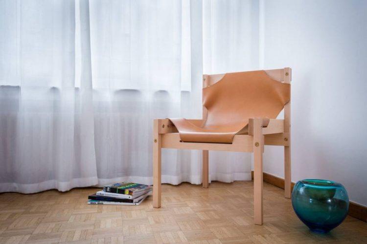 Cadeira Boleia de Rafael Chvaicer