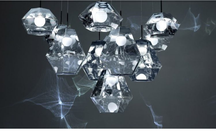 Caleidoscopio corte de diamante de Tom Dixon