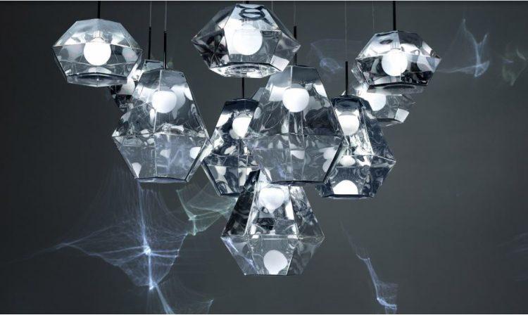 Caleidoscopio corte de diamante de Tom Dixon