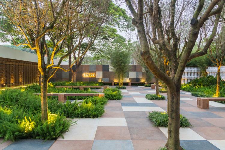 Jardim Deca, por Alex Hanazaki CasaCor 2017