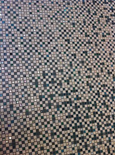 Piso do Interior da loja Hermès Rive Gauche